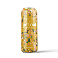 DRINK THIS: Benjamin Bridge's Pet Nat in a can