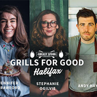 Grills for Good connects chefs for a cause