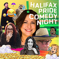Halifax Pride Comedy Night 2019