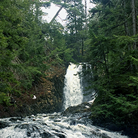 Fall for the top 5 waterfalls in Nova Scotia