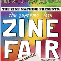 The Supreme Teen Zine Fair