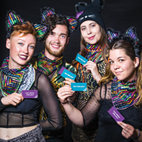 Consent Kitties hit the dance floor in the name of safe space