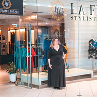 La Femme Fatale brings plus-sized bodies more than monotone basics