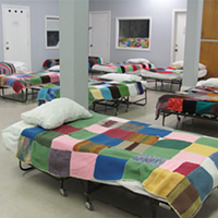 Out of The Cold Shelter needs volunteers, a location and in a dream world—to not be necessary