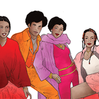 Boney M., the original bop star