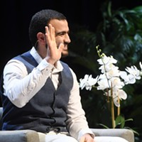 Child soldiers Omar Khadr and Ishmeal Beah speak at Dalhousie