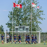 Halifax Wanderers kick off 2020 season in PEI this week