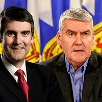 Stephen McNeil gives his last presser as premier