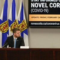 New premier, new cases, new restrictions for Halifax