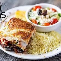 The Dish: My big Greek feast