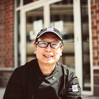 The Bangkok-born chef of Kajohn Thai Restaurant