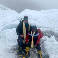 Why climbing Everest during a pandemic isn't as problematic as it seems