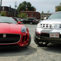 Exotic cars and the international students who own them