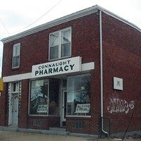 Whatever happened to the Connaught Pharmacy?