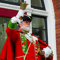 Absolutely nobody wants to be Halifax's town crier