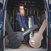 Where I work: Ben Caplan