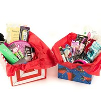 Watch this for tips on helping The Shoebox Project
