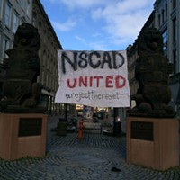 NSCAD's board approves tuition hike by email vote