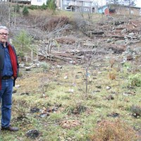 This man is building a farm in his backyard for new Canadians
