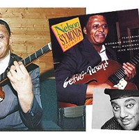 The local roots of Canadian jazz