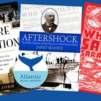 Atlantic Book Awards nominees 2016: Read 'em and reap...