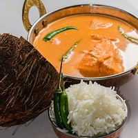 Kerala Coconut Fish Curry