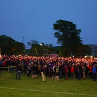 Love conquers hate at candlelight vigil in Halifax