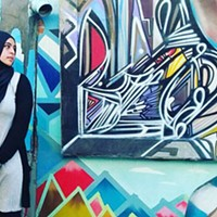 The struggle of a Muslim woman of colour in Halifax