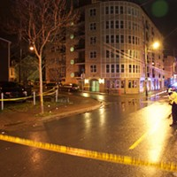 Third shooting death within 10 days