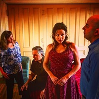 Play review: <i>Speaking in Tongues</i>