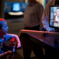 The new Discovery Centre opens Sunday (but here's a sneak peek)
