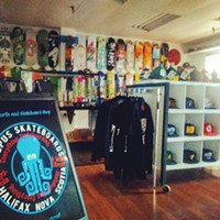 Octopus Skateboards opens on West Street