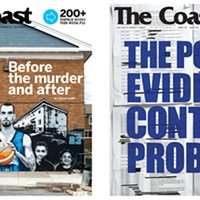 Kudos for The Coast's awesome writers Lezlie Lowe and Jacob Boon