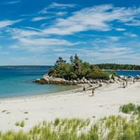 Six beaches worth the drive