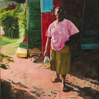 Halifax's first ever exhibition of artwork by Caribbean born and descended NS artists happens Monday