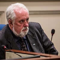 David Hendsbee wants HRM to cover his pension regrets