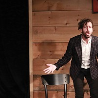 <i>Nicky's Solo Improvised Musical</i> is off the cuff