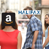 "Halifax will try to ""wow"" Amazon"