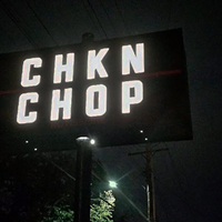 CHKN CHOP opens soon