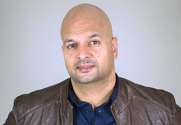 Ali Hassan wants you to laugh and learn. - SUBMITTED