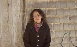Linda Pannozzo is a freelance journalist and author of The Devil and the Deep Blue Sea: An Investigation into the Scapegoating of Canada's Grey Seal (2013) and About Canada: The Environment (2016). - MICHAEL ODDY