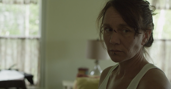 Jennie Raymond is nominated for her role as Maria Roach in Sex & Violence.