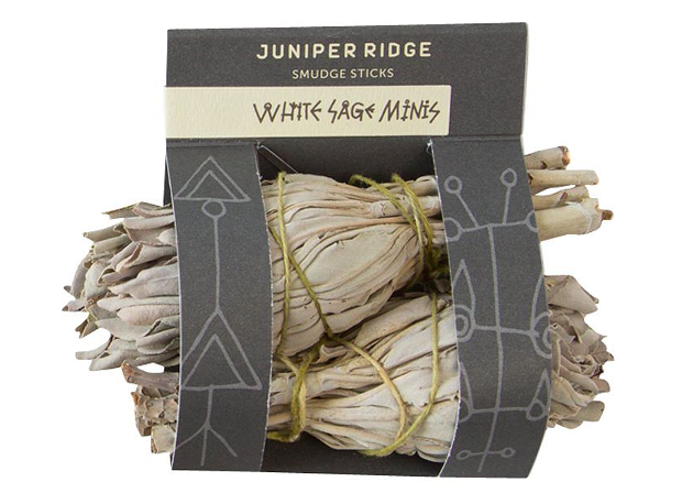 Mini white smudge stick value-pack available at Canada's largest book retailer. - VIA CHAPTERS INDIGO