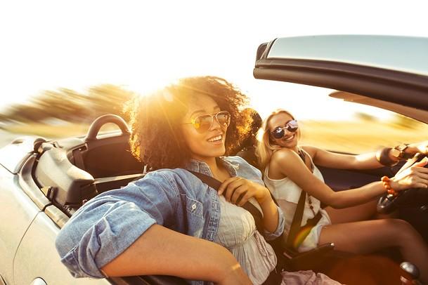 Seatbelts save lives, people. - VIA ISTOCK