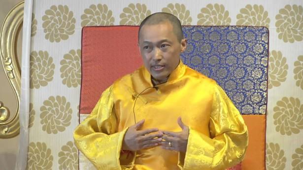 2014 Shambhala Day address of Sakyong Mipham Rinpoche. - VIA YOUTUBE