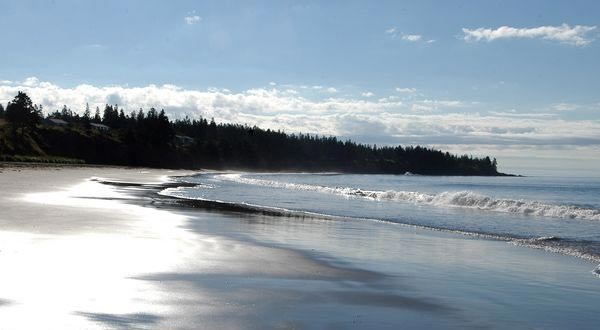 Anchorage Provincial Park. - SUBMITTED