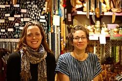 Wiebke Kungl and Lauren Parsons - ASHLEY CORBETT
