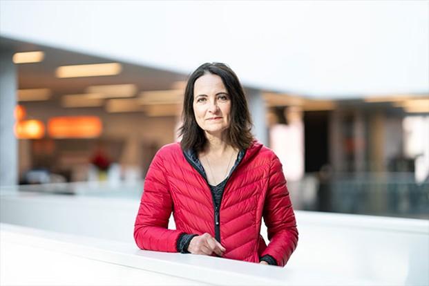 Liane Tessier is still fighting. - IAN SELIG