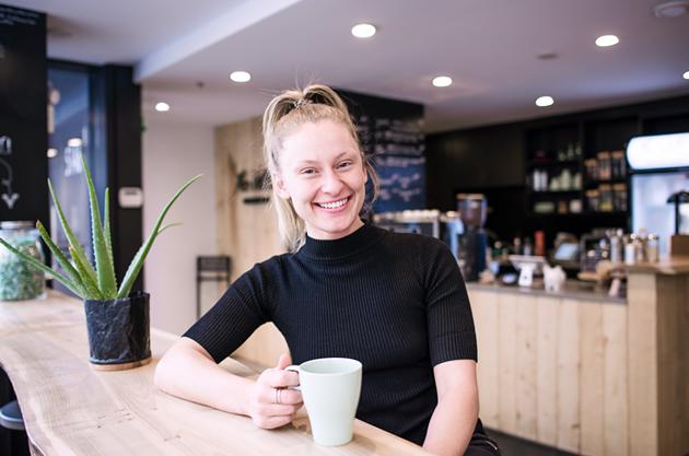 Jenna Oosterholt is The VIlle's owner - KYLEE NUNN