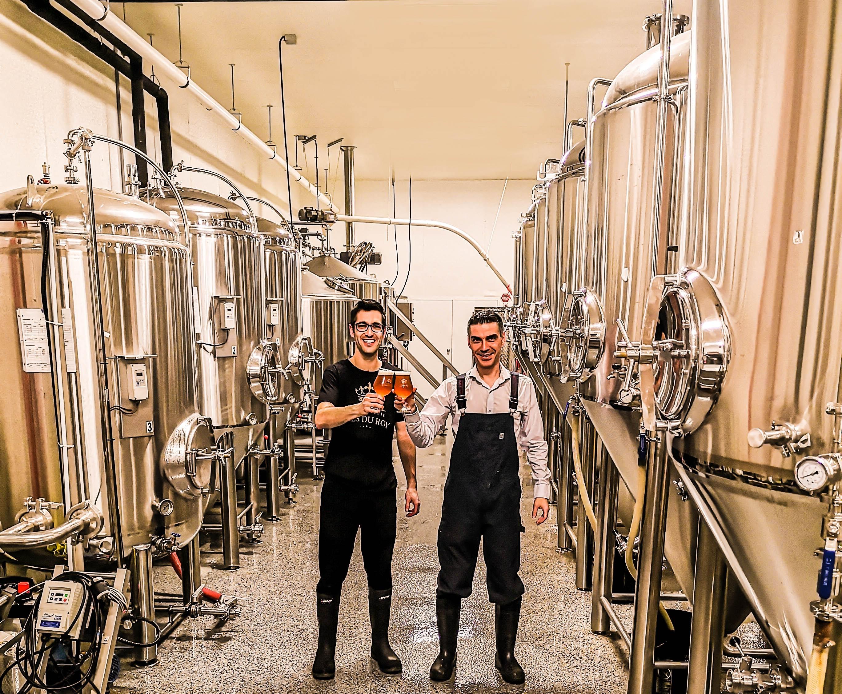 Distillerie Fils du Roy - SUBMITTED